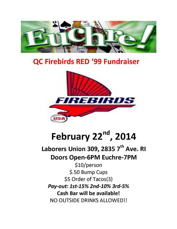 Euchre Flyer - Firebirds 99 Red_Page_1